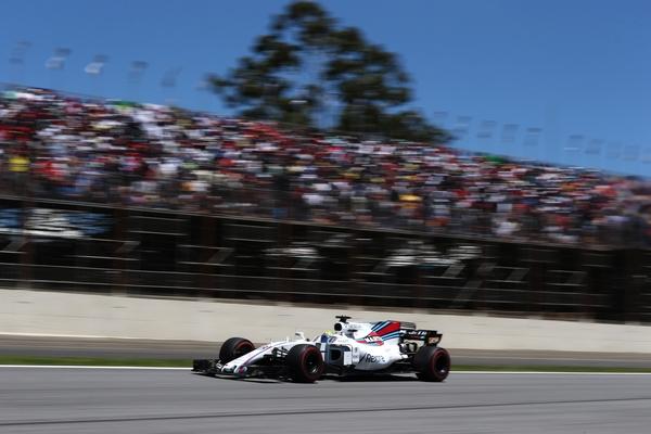 Felipe Massa course Brésil 2017