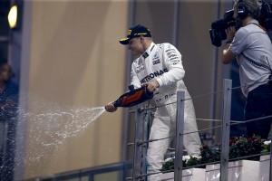 Valtteri Bottas top Abou Dhabi 2017