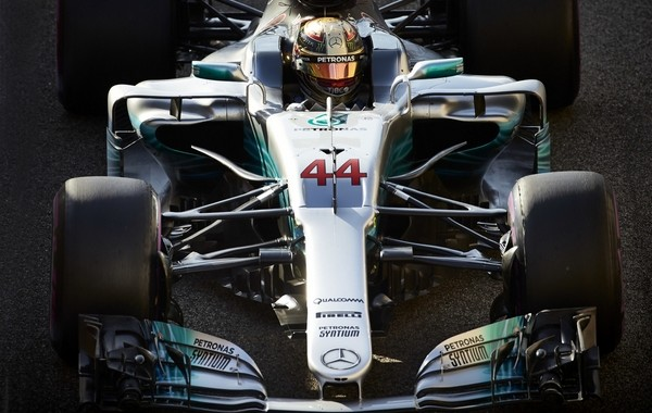 Lewis Hamilton the top saison 2017