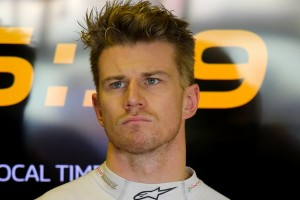 Nico Hulkenberg top Abou Dhabi 2017