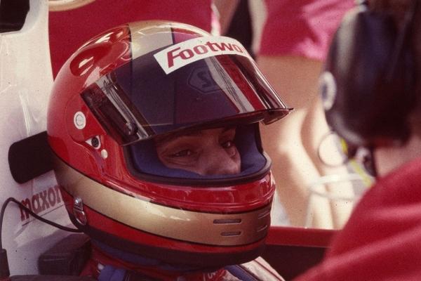 Alex Caffi USA 1991