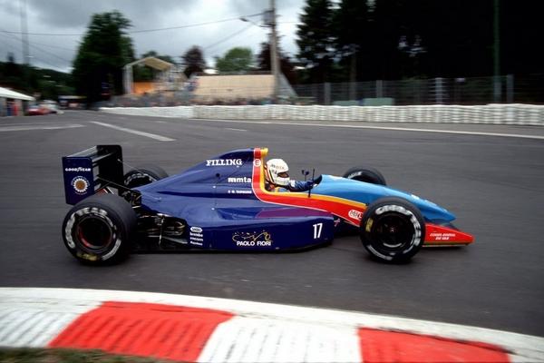Gabriele Tarquini Belgique 1991