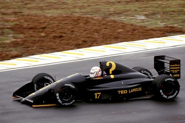 Gabriele Tarquini Brésil 1990