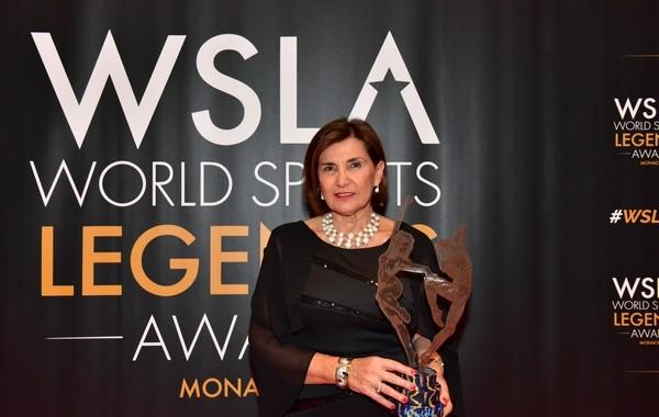 Michèle Mouton WSLA MC