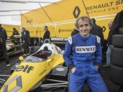 Alain Prost road show Nice 18