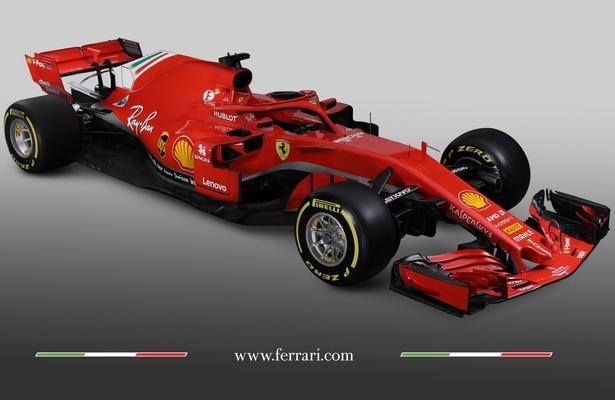 Ferrari SF-71H