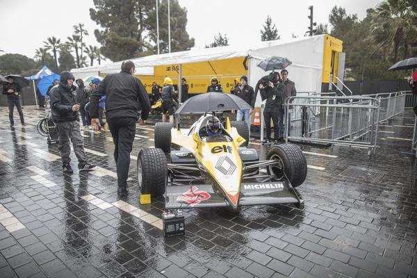 Prost Renault RER40 Nice