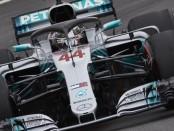 Lewis Hamilton qualification Espagne 2018
