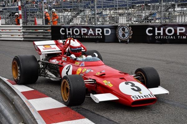 Paolo Barilla Ferrari F312B