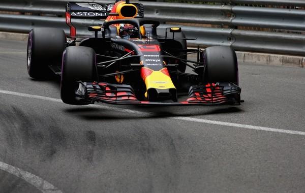 Daniel Ricciardo course Monaco 2018