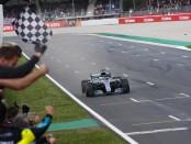 Lewis Hamilton course Espagne 2018