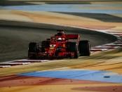 Sebastian Vettel qualification Bahreïn 2018