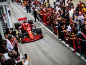Sebastian Vettel the top Canada 2018