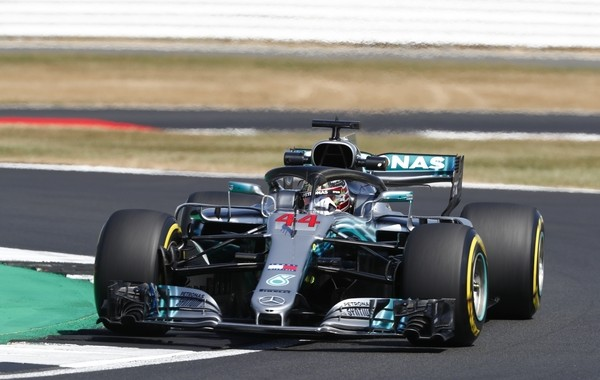 Lewis Hamilton qualification Angleterre 2018