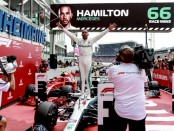 Lewis Hamilton the top Allemagne 2018