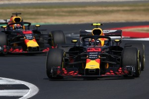 Red Bull flop Angleterre 2018