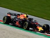 Max Verstappen course Autriche 2018