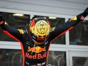 Max Verstappen the top Autriche 2018