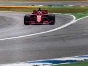 Sebastian Vettel qualification Allemagne 2018