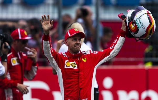 Sebastian Vettel the flop Allemagne 2018