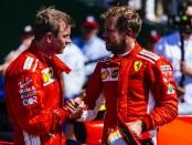 Sebastian Vettel the top Angleterre 2018