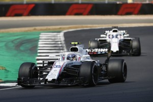 Williams flop Angleterre 2018