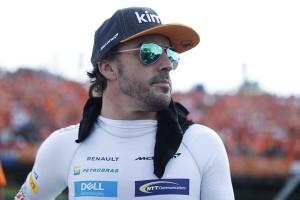 Fernando Alonso top Hongrie 2018