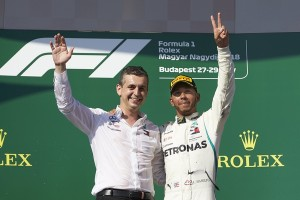 Lewis Hamilton top Hongrie 2018