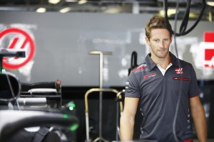 Romain Grosjean top Italie 2018