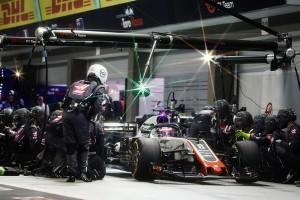 Haas flop Singapour 2018