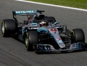 Lewis Hamilton course Italie 2018