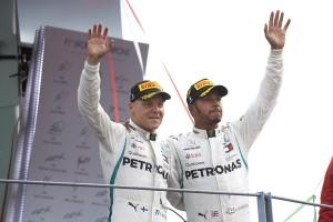 Lewis Hamilton top Italie 2018