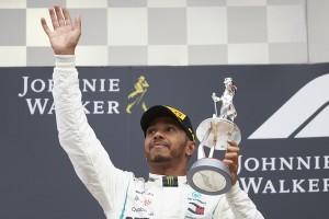 Lewis Hamilton top Belgique 2018