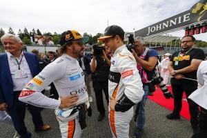 McLaren flop Belgique 2018