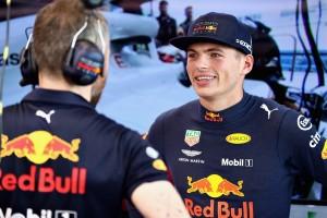 Max Verstappen top Singapour 2018