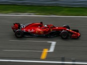 Sebastian Vettel the flop Italie 2018