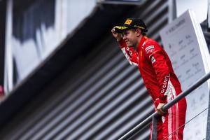 Sebastian Vettel top Belgique 2018