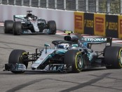 Valtteri Bottas the top Russie 2018