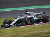 Lewis Hamilton qualification