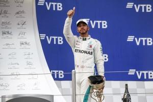 Lewis Hamilton top Russie 2018