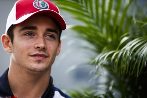 Charles Leclerc top Russie 2018