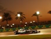 Lewis Hamilton qualification Abu Dhabi 2018