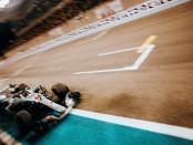 Lewis Hamilton the top Abu Dhabi 2018