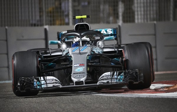 Valtteri Bottas the flop Abu Dhabi