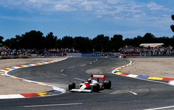 Prost Senna France 1988