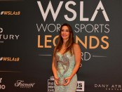 Bianca Senna World Sports Legends Award