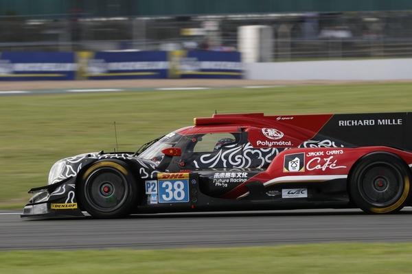 Stéphane Richelmi Silverstone