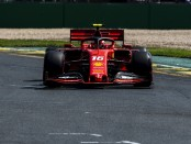 Charles Leclerc qualification Australie 2019