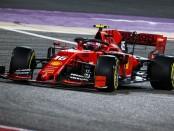 Charles Leclerc course Bahreïn 2019