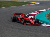 Charles Leclerc qualification Chine 2019